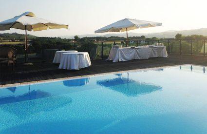 Grand Hotel Forlì - Piscina3