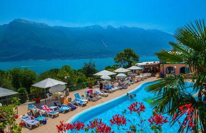 Camping Garda - Piscina