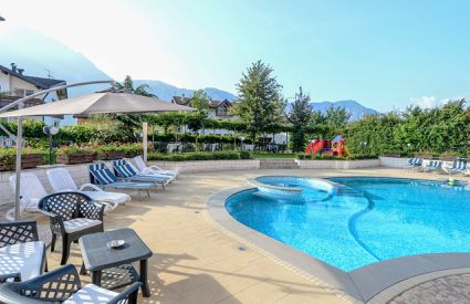 Hotel Bellaria - Piscina