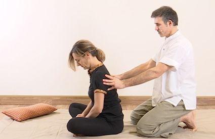 Centro Shiatsu Hara - Massaggio