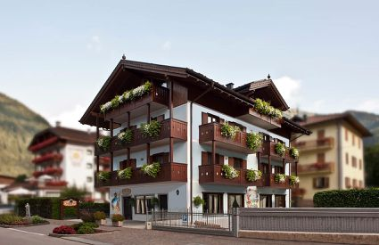Hotel Villa lucin - Esterno