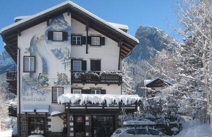 Hotel Monte Pallidi