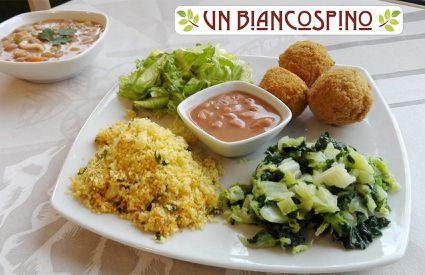 Un Biancospino - Piatto Vegetariano