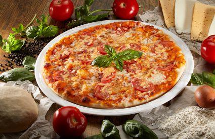 trattoria del bivio - pizza