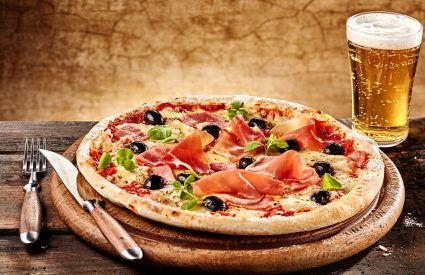 Sesto Senso - Pizza