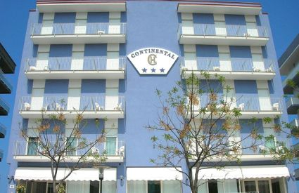 Hotel Continental - Esterno