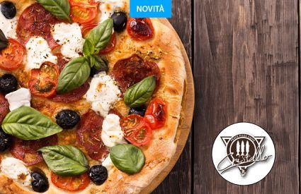 Ristorante Cristallo - Pizza