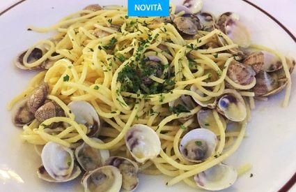 la caveja - spaghetti vongole