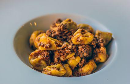 Ristorante Peperosa - Cappelletti al Ragù