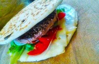 Piadina In Moto - Piada Burger