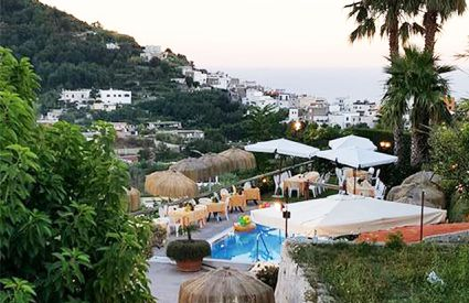 Hotel la Luna - Vista Costa