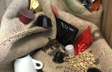 E cafè - Copertina