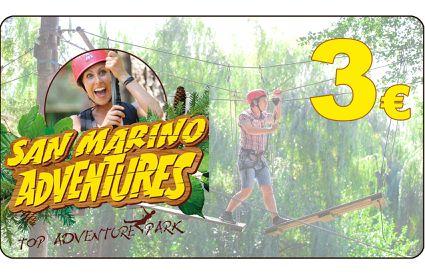 San Marino Adventures -abbonamento