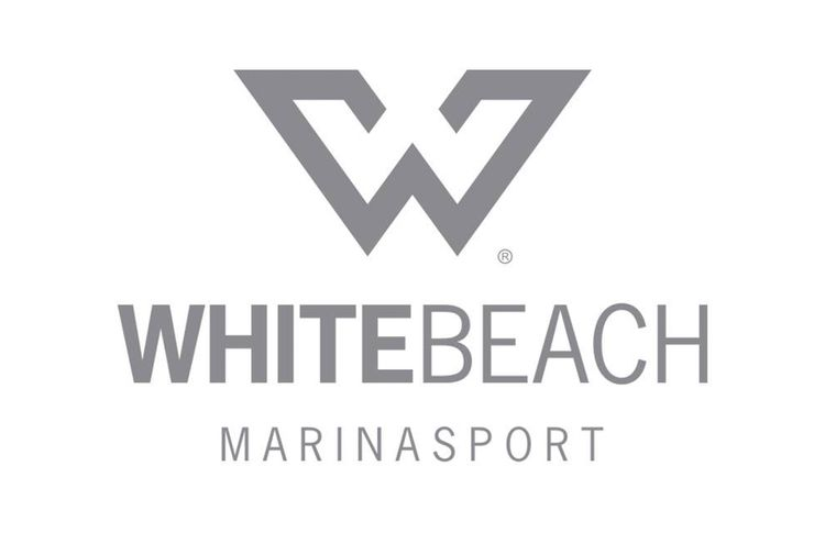 White Beach - Logo
