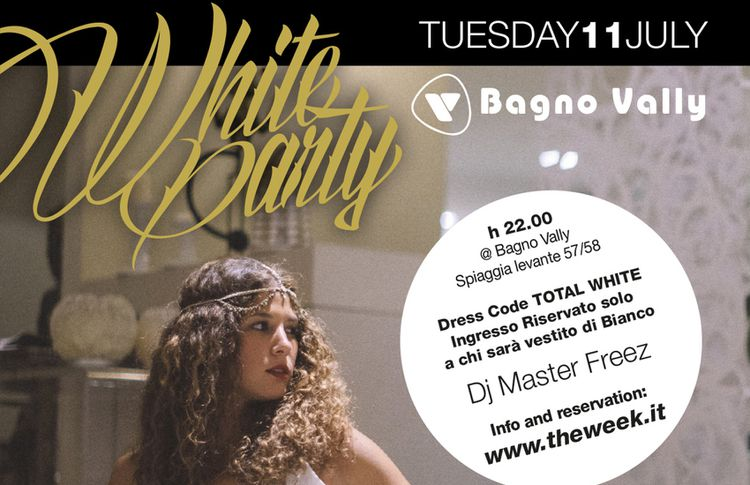 The Week - White Party