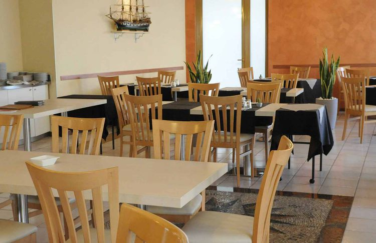 Ristorante Commodoro interno