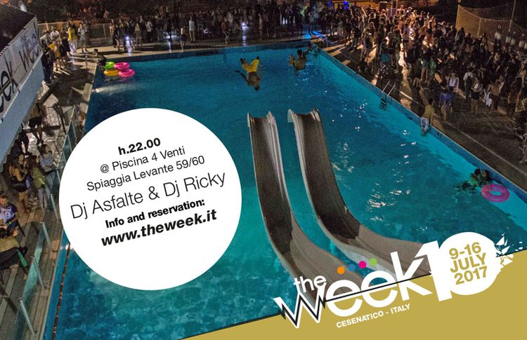 The Week - Pool Party