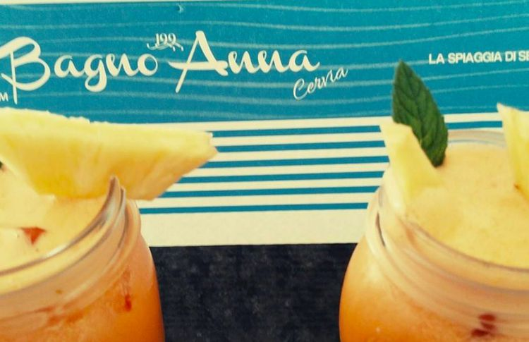 Bagno Anna 199 - Drink