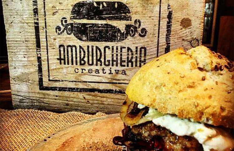 Amburgheria Creativa - Hamburger
