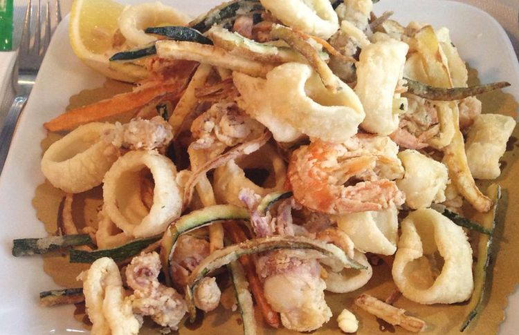 Ristorante Re Sale - Fritto