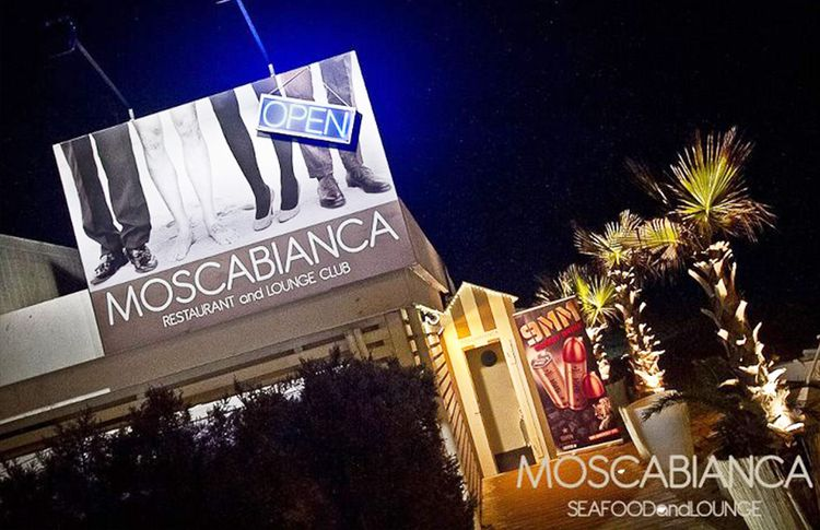 Moscabianca - locale