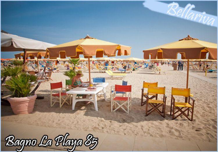 Offerta lettini giornalieri al bagno la playa 85 a rimini for Bagno 69 rimini