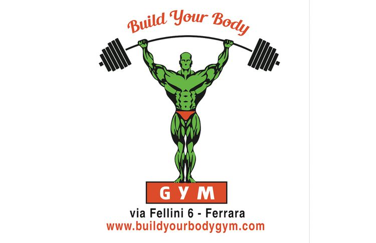 build your body logo