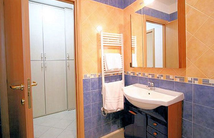 Residence Beach Paradise -Bagno