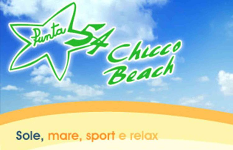 Chicco Beach - logo