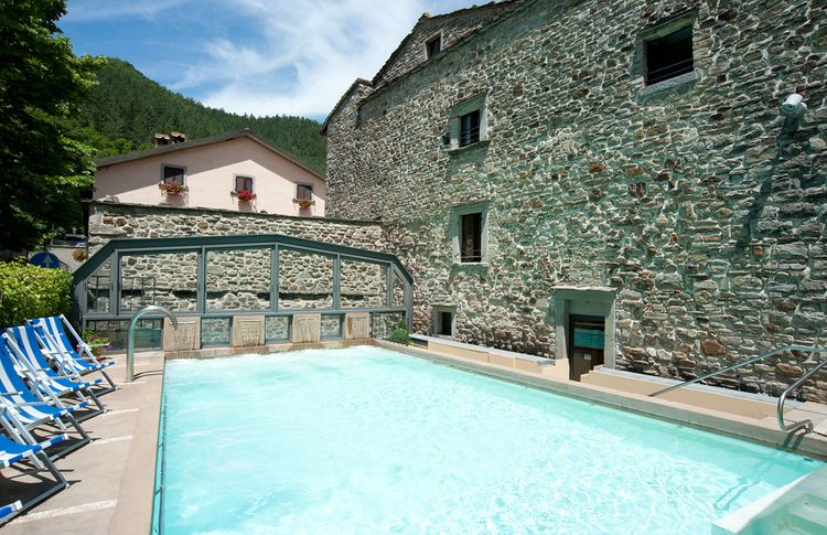 Coupon percorso alle terme sant 39 agnese a bagno di romagna - Terme agnese bagno di romagna ...