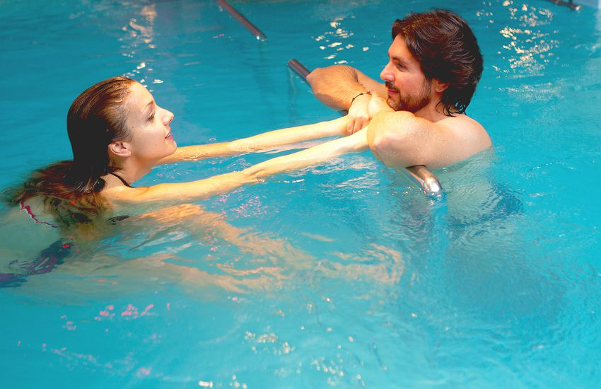 gh terme roseo - massaggio