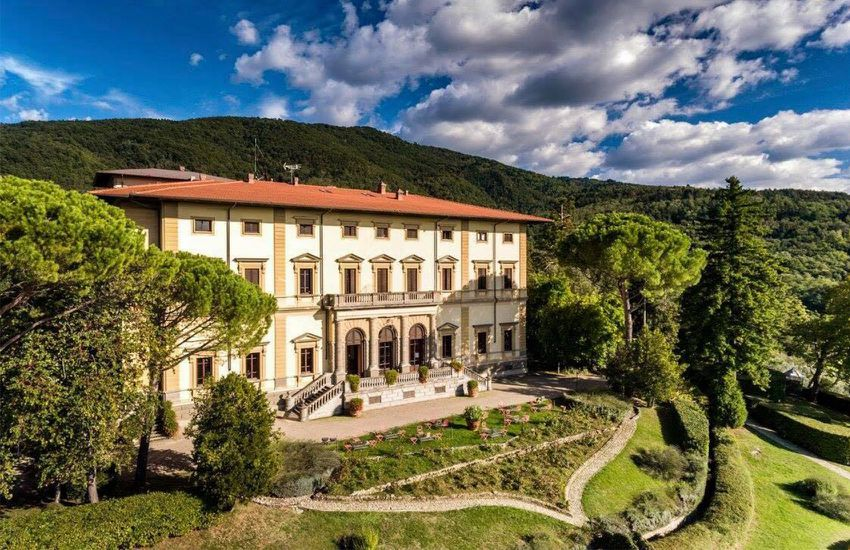 Villa Pitiana - Panoramica