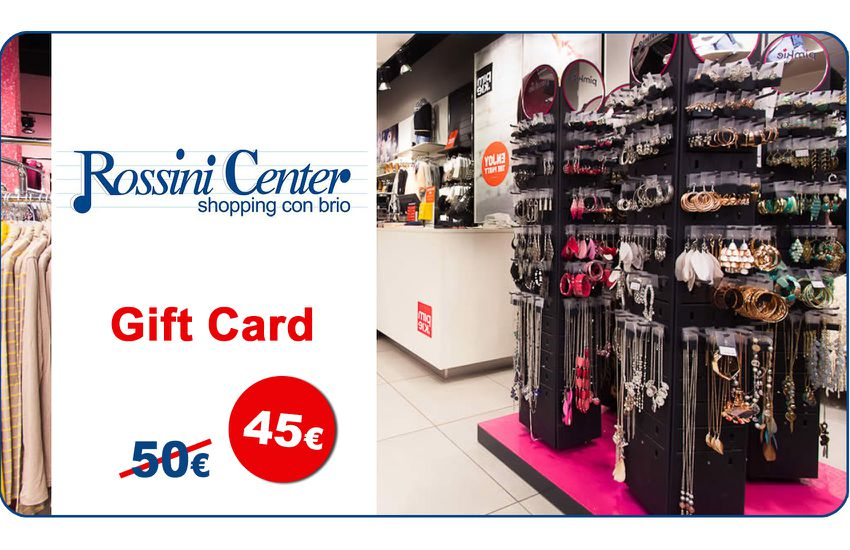 Rossini Center - Gift Card