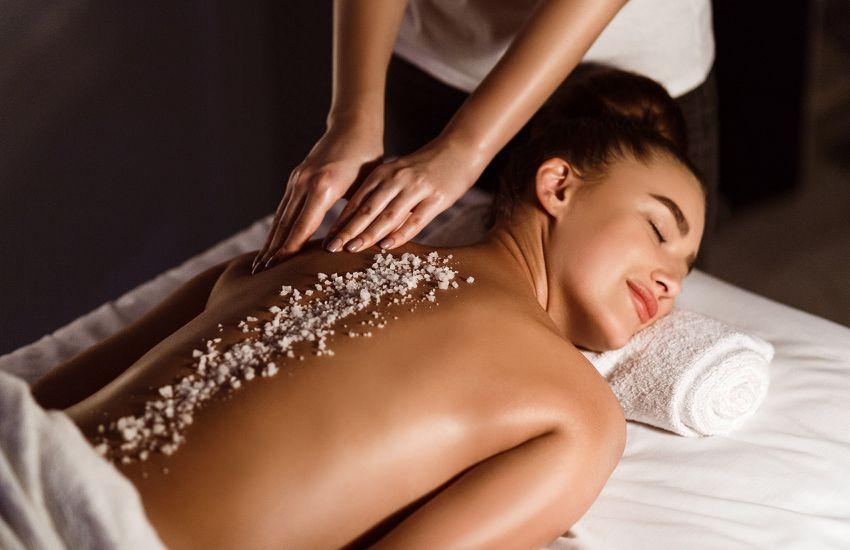 Pandora - Massaggio sale