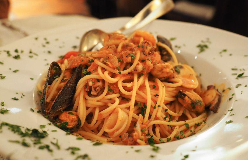 Ristorante Pizzeria a Ca' di Claudio - Spaghetti allo Scoglio