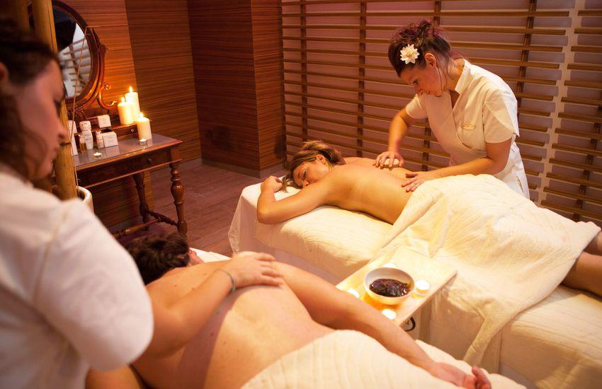 gh terme della fratta - massaggio