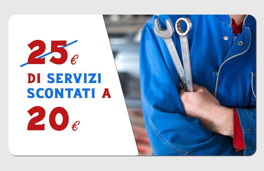 Officina Pittori - Buono Spesa