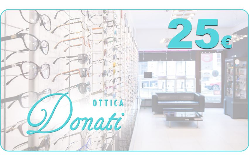 Ottica Donati - Buono Spesa