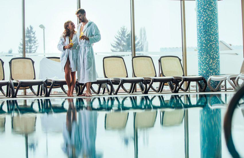 Hotel Monte Bondone Resort - Coppia