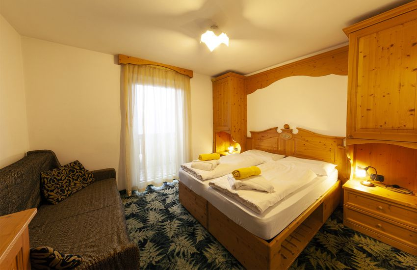 Hotel Tirol - Camera