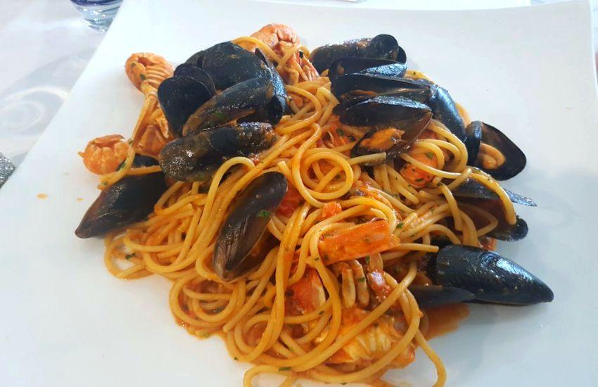 Da Matteo - Spaghetti allo scoglio