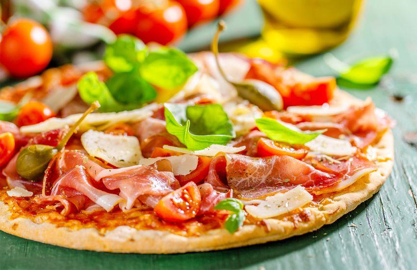 Ristorante San Carlo - Pizza
