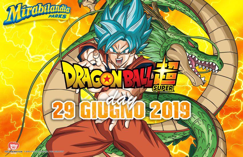 Mirabilandia - Dragon Ball Super Day