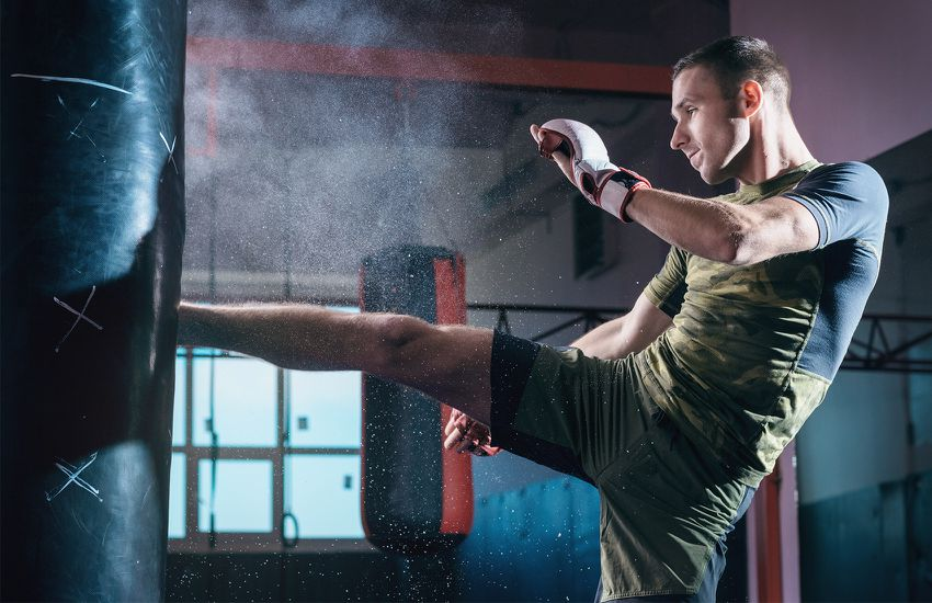 Kick Boxing Forlì - Ragazzo