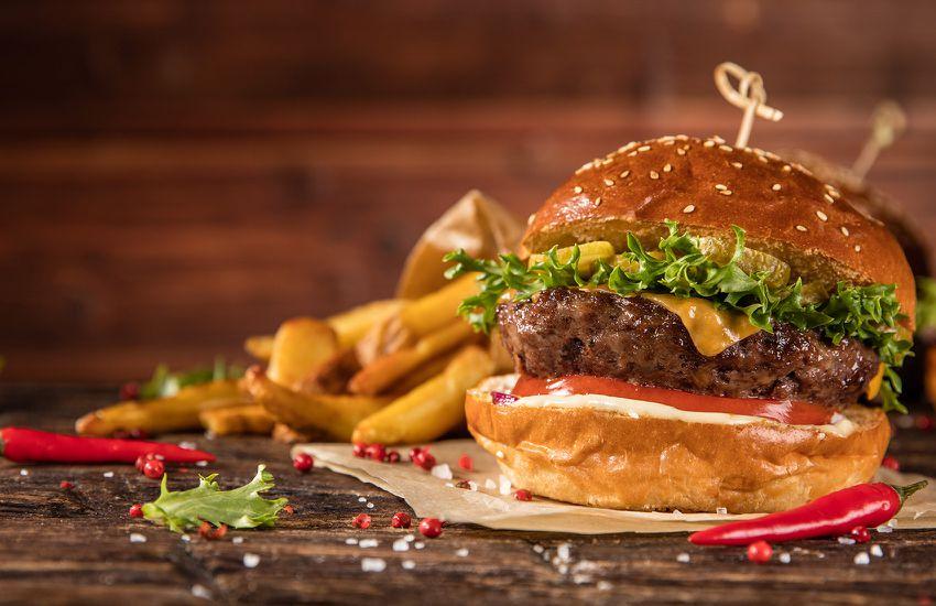 Woodpacker - Hamburger