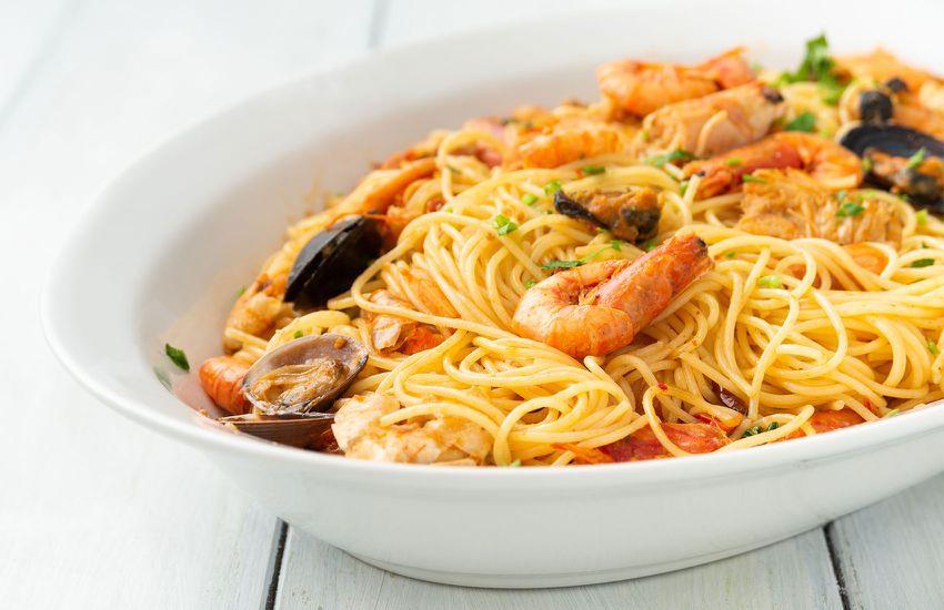Ristorante Aqua Salata - Spaghetto allo scoglio