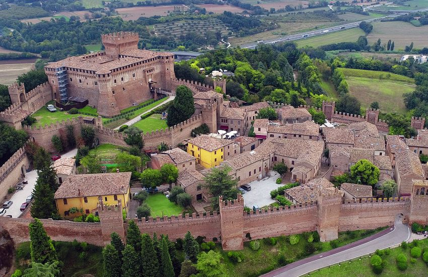 La Loggia Relais - Castello di Gradara