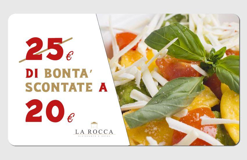 Albergo Ristorante La Rocca - Buono Spesa