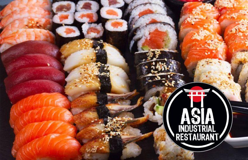 Asia Restaurant - Sushi