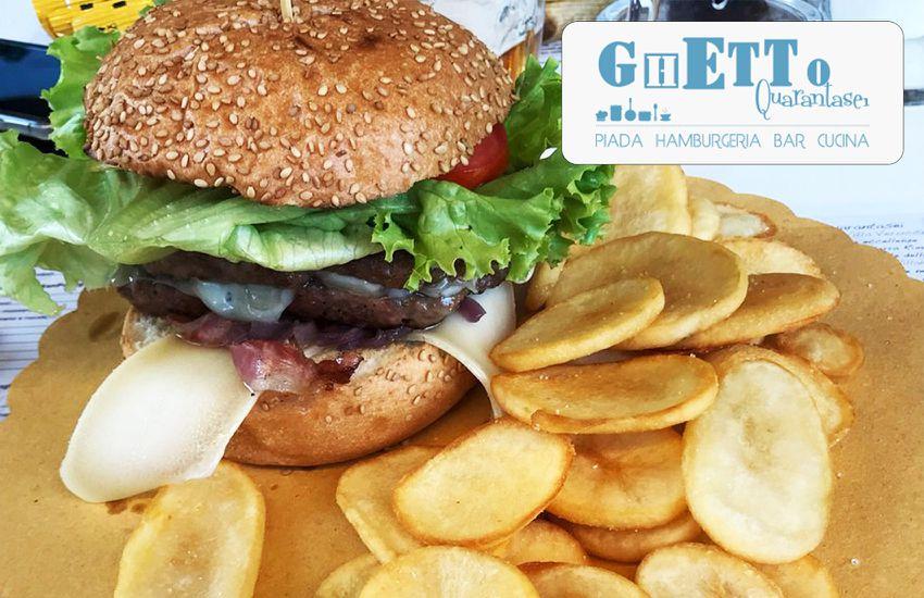 Ghetto Quarantasei - Hamburger
